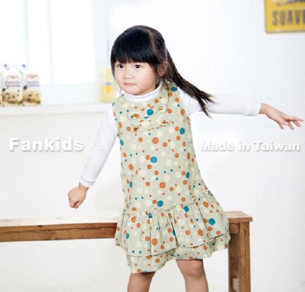 台灣製造童裝